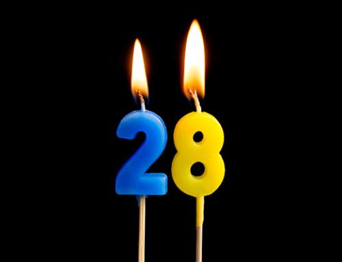 28 Años Juntos