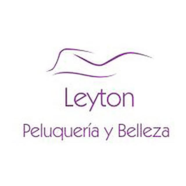 Leyton Peluquería y Estética Logo
